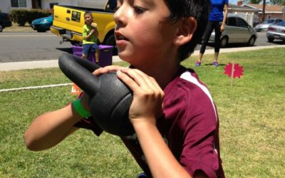 MIND, MUSCLE and HEART:  A holistic approach to elementary education